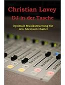 DJ in der Tasche  English/ German versions included Magic download (ebook)
