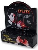 D'Lite Bonus Pack Junior Red with DVD (Pair)