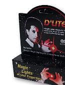 D'Lite Bonus Pack Regular Red with DVD (Pair) Accessory