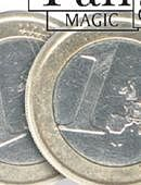 Double Sided - 1 Euro Gimmicked coin