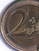 Double Sided - 2 Euros Gimmicked coin