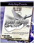 Dove from Sketch Pad Trick