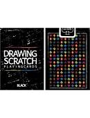 Drawing Scratch Playing Cards Deck of cards
