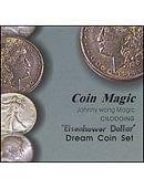 Dream Coin Set - Eisenhower Dollar Gimmicked coin