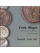 Dream Coin Set - Half Dollar Gimmicked coin