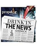 Drink'in the News Trick