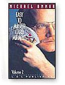 Easy to Master Card Miracles Volume 2 DVD or download
