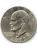 Eisenhower Dollar (Single Coin) Accessory