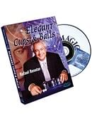 Elegant Cups And Balls DVD