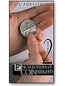Encyclopedia of Coin Sleights Michael Rubinstein Volume 2 DVD