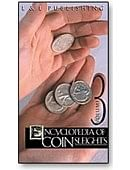 Encyclopedia of Coin Sleights Michael Rubinstein Volume 3 DVD