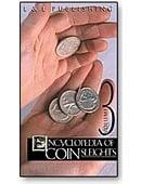 Encyclopedia of Coin Sleights Michael Rubinstein Volume 3 DVD