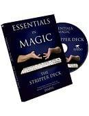 Essentials in Magic- Stripper Deck DVD