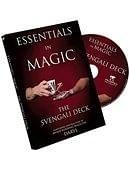 Essentials in Magic Svengali Deck DVD