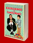 Excellence in Family Magic Book