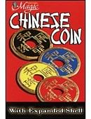 Expanded Shell (+Coin) - Chinese Coin (Royal Magic) Gimmicked coin