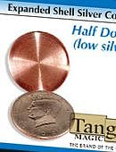 Expanded Shell - Half Dollar (Low Silver) Gimmicked coin
