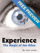 Experience preview Magic download (ebook)