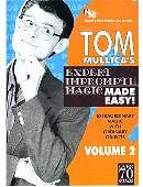 Expert Impromptu Magic Made Easy - Volume 2 DVD or download