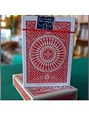 Experts Thin Crushed Tally-Ho Circle Back Playing Cards Deck of cards