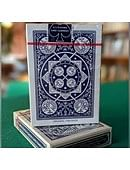 Experts Thin Crushed Tally-Ho Fan Back Playing Cards Deck of cards