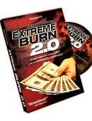Extreme Burn 2.0 DVD & props