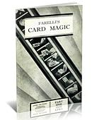 Farelli's Card Magic Part One & Two Magic download (ebook)