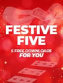 Festive Five Freebie Magic download (video)