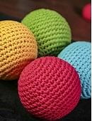 Final Load Crochet Ball by TCC (Multiple Colors Available) Accessory