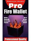 Fire Wallet Trick