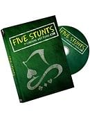Five Stunts DVD
