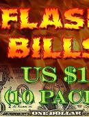 Flash Bill Ten Pack ($1) Accessory