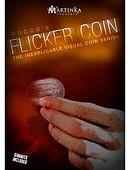 Flicker Coin Trick