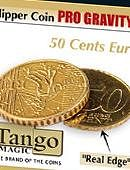 Flipper - Pro Gravity - 50 Euro Cents Gimmicked coin