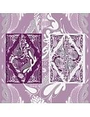 Floral Deck (Purple)
