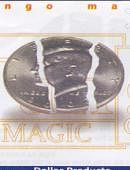 Folding Coin - Half Dollar (Premium) Gimmicked coin