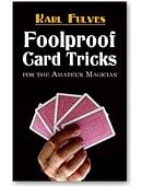 Foolproof Card Tricks Book