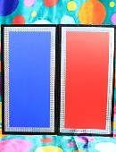 Four Color Flap Production Trick