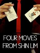 Four Moves From Shin Lim Magic download (video)