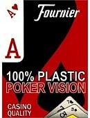 Fournier Plastic Playing Cards