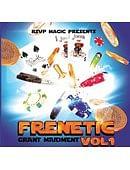 Frenetic Vol 1 DVD