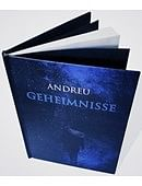 GEHEIMNISSE (Hardcover) Book and Gimmicks  Book