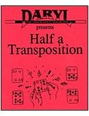 Half A Transposition Trick