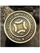 Half Dollar Coin (Gun Metal) Accessory