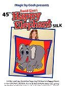 45in Silk Happy Elephant Accessory