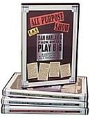 Harlan All Purpose Show DVD