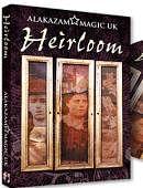 Heirloom DVD & props
