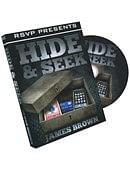 Hide & Seek DVD