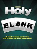 Holy Blank Trick
