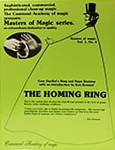 Homing Ring Book